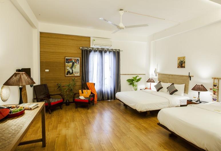 Maison d'Orient Hotel, האנוי, חדר גראנד, חדר אורחים