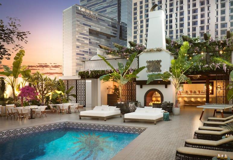 Hotel Figueroa, Los Angeles