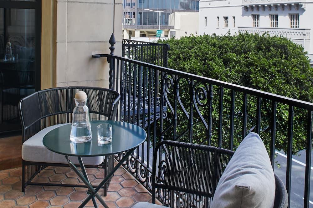 Suite, 1 King Bed (Mirador) - Balcony
