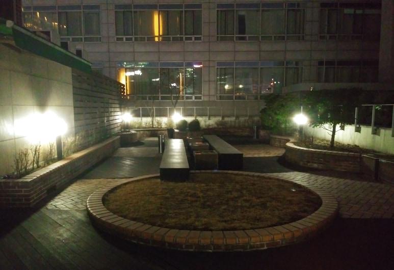 이코노미 호텔 명동 프리미어, 서울특별시, 테라스/파티오