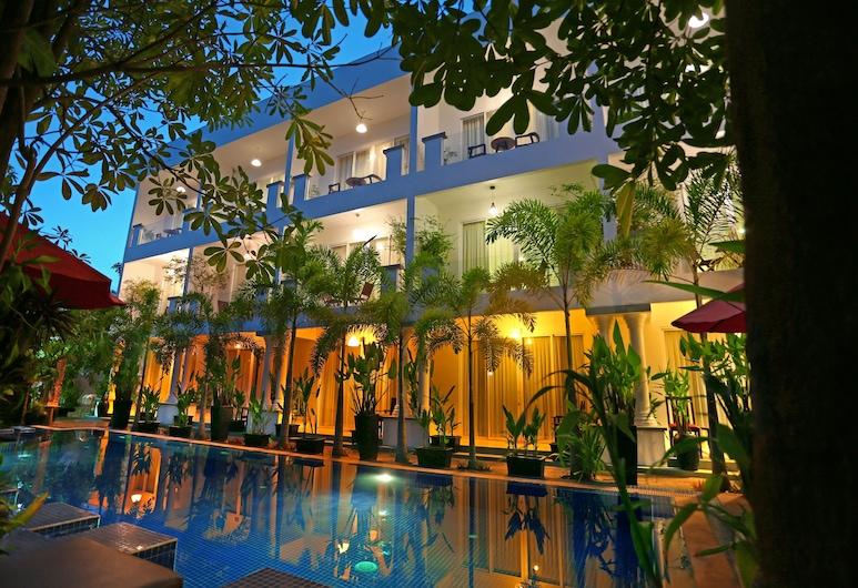Golden Siem Reap Hotel, Siem Reap, Vonkajší bazén