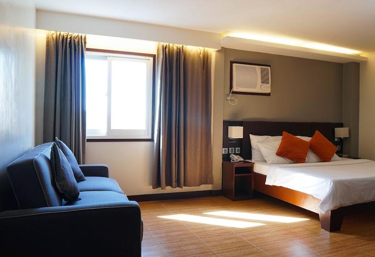 CBD Plaza Hotel, Naga, Executive-suite, Værelse