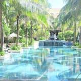 My Mind Room, 2 Single Beds, Pool View (Free Spa & Wellness Session) - Pemandangan Kamar Tamu