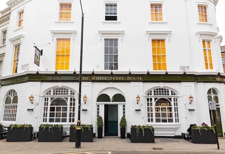 PubLove @ The White Ferry, Victoria - Hostel, London, Hotel homlokzata