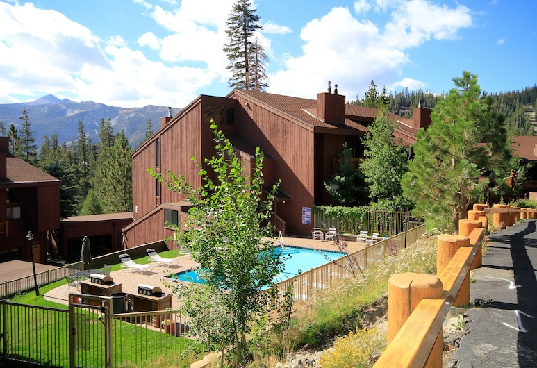 Mammoth Mountain Reservations Condo Collection, ממות' לייקס, שטחי הנכס