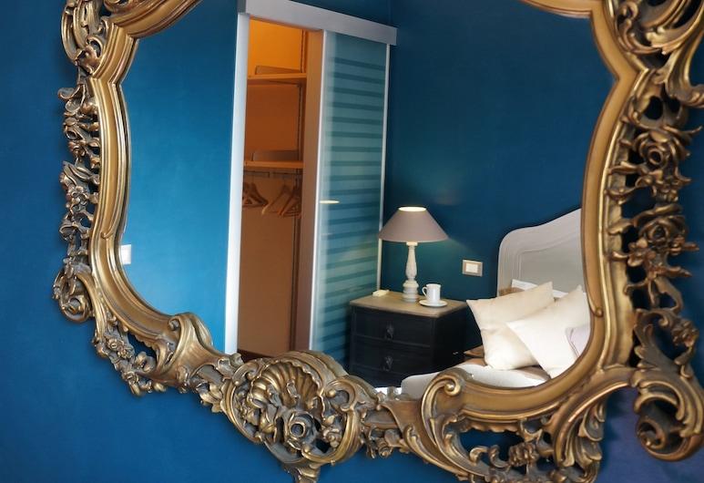 Le Stanze di Elle, Roma, trivietis kambarys, Svečių kambarys