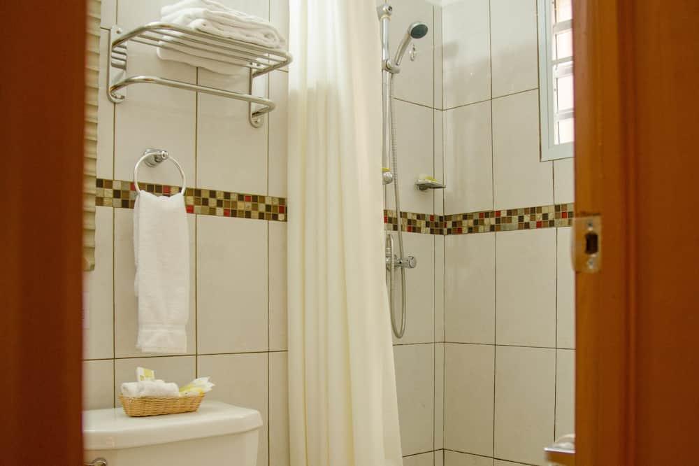 Junior lakosztály - Fürdőszoba