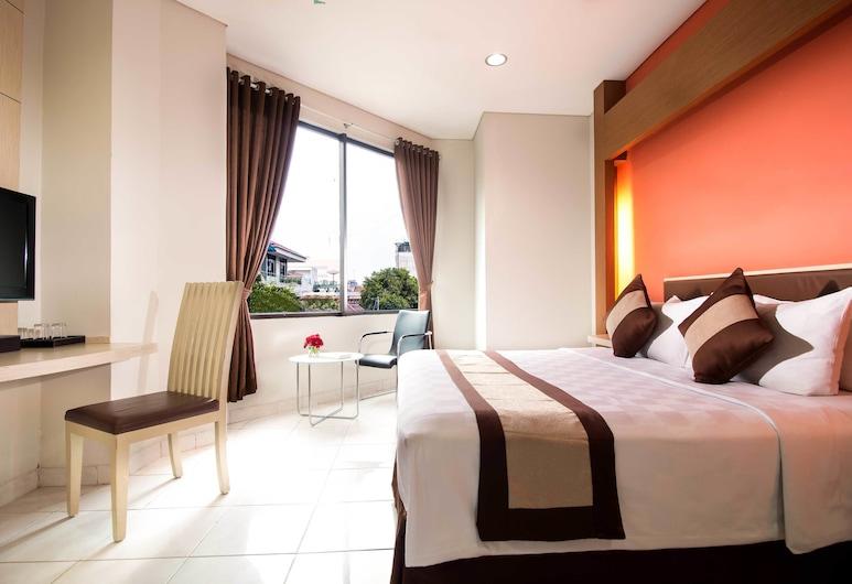 Hotel 88 Jakarta - Mangga Besar VIII, Jakarta, Deluxe Double Room, Bilik Tamu