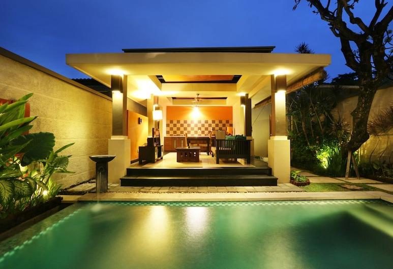 The Bali Bill Villa, Seminyak, Piscina externa