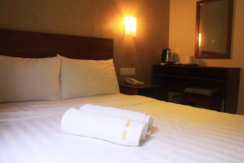 โรงแรมซิตี้วิว/