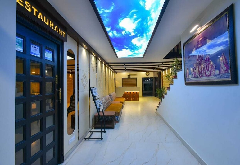 Hotel Jaisingh Palace, Jaipur, Recepção