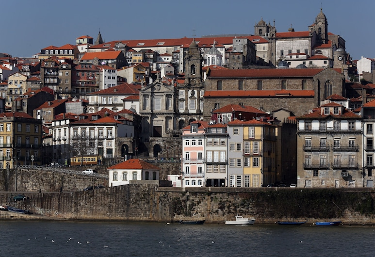 1872 River House, Porto, Hotelový areál