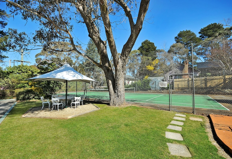 Redleaf Resort, Blackheath, Tennis Court
