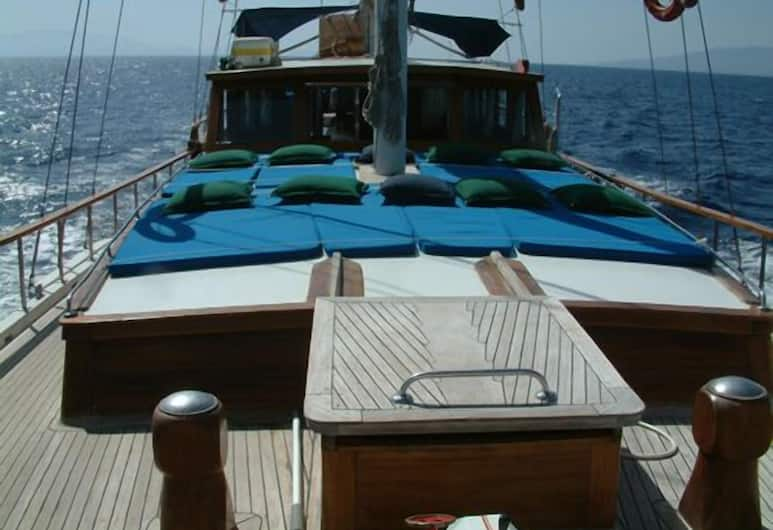 Boat and Breakfast, Palermo, Sundeck