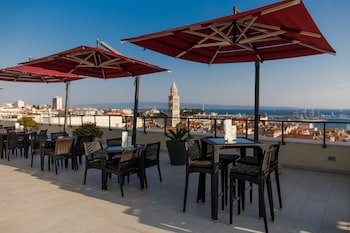 Bild vom Cornaro Hotel in Split