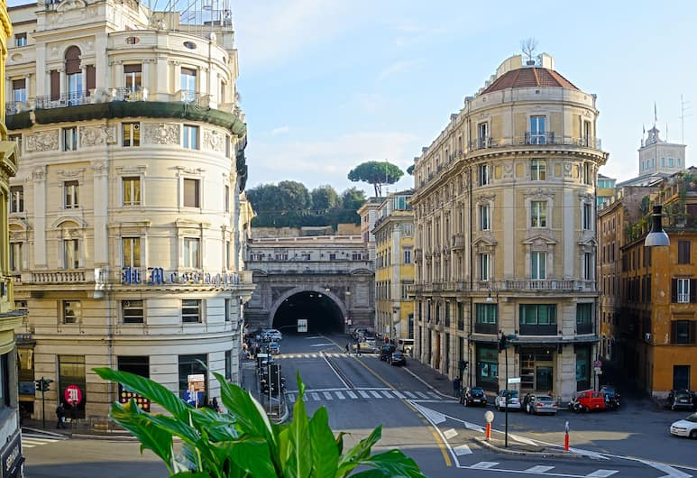 Rome Art Hotel, Rom, Utsikt från hotellet