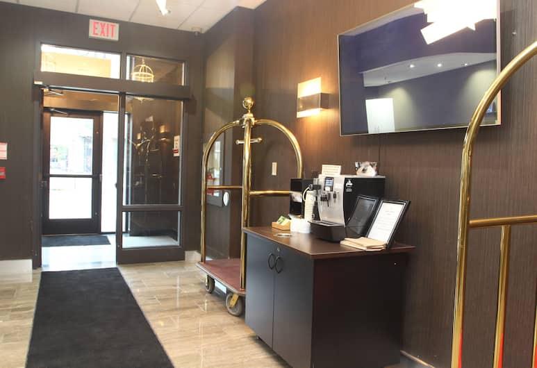 The Saint James Hotel, Ascend Hotel Collection, Toronto, Hommikusöögi ruum