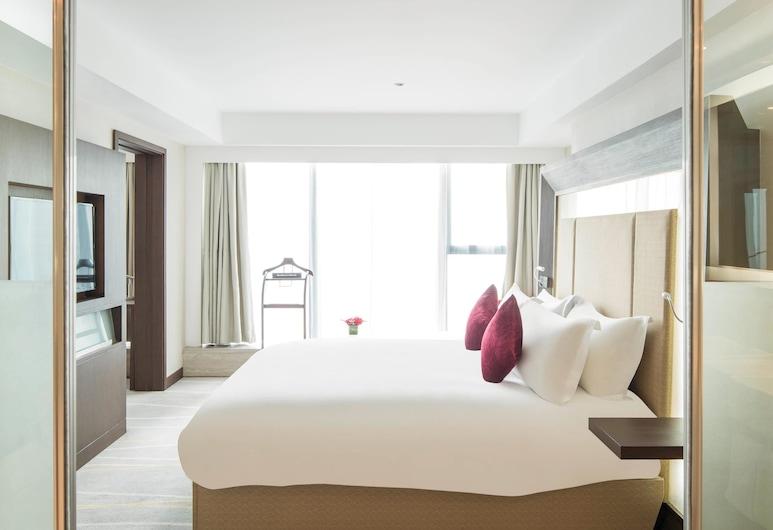Novotel Nanjing Central Suning, Nanjing, Premier Suite, 1 King Bed, Guest Room