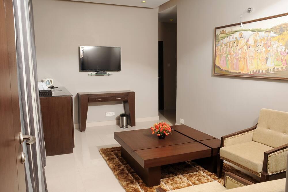 Suite Club - Sala de estar