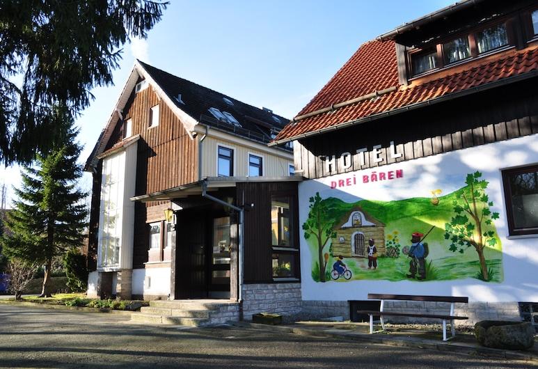 Hotel & Hostel Drei Bären, Clausthal-Zellerfeld