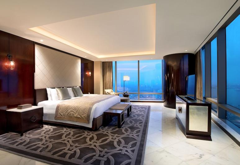 Lotte Hotel Hanoi, Hanoi, Suite Royal, 1 Tempat Tidur King, Kamar Tamu