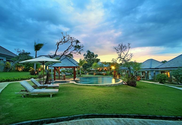 The Brothers Villas Padang Padang, Pecatu, Garden