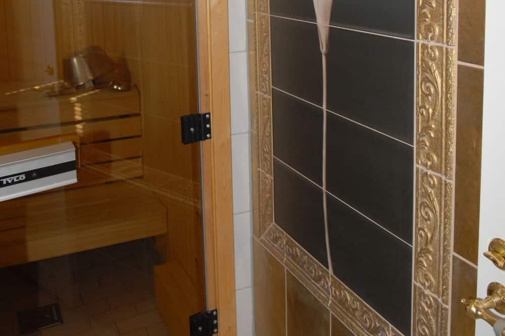 スタンダード ダブルルーム 別館 - バスルーム