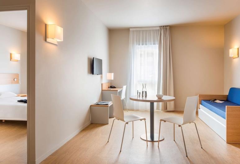 Aparthotel Adagio access Dijon République, Dijon, Apartment, 1 Bedroom, Bilik