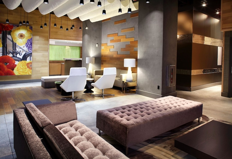 Cambria Hotel New York - Chelsea, New York, Fuajee