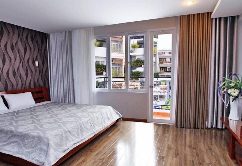 White Swan Apartment, נה טראנג, דירה, 2 חדרי שינה, חדר