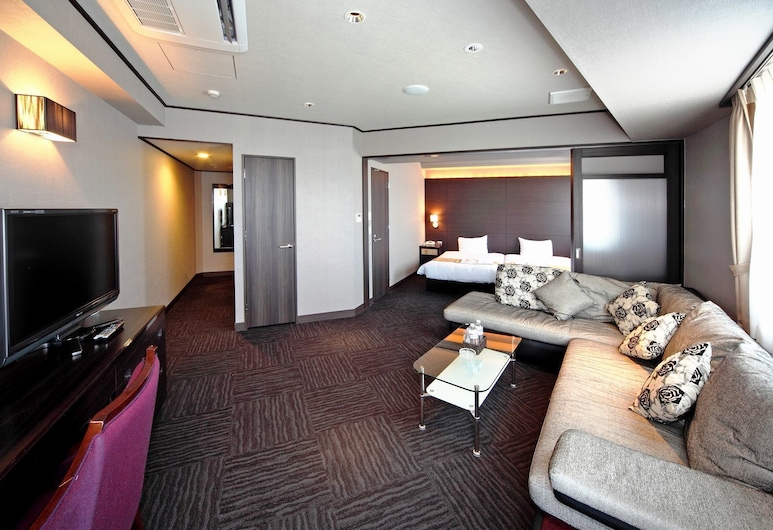 Hotel Sunplaza Annex, Sakai, Suite, fumatori, Camera