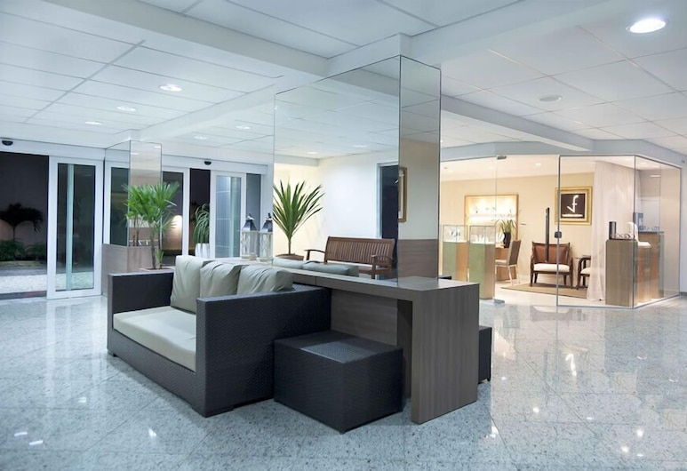 Hotel Atmosfera, Feira de Santana, Interior Hotel