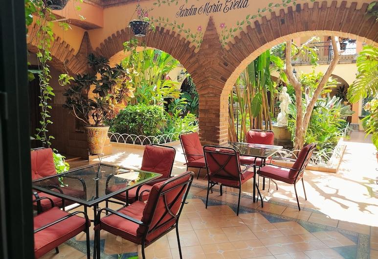 Hotel Casa La Gran Senora, Текила, Сад