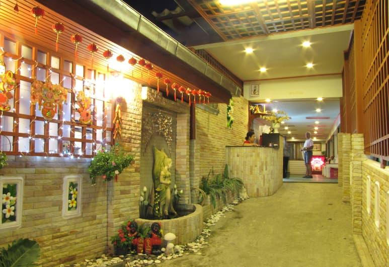 Mod Guesthouse Huahin, Hua Hin, Hotellentré