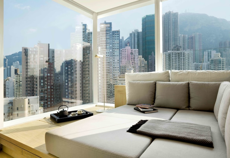 The Jervois, Hong Kong, Two Bedroom Suite, City View