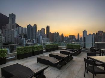 Selline näeb välja 99 Bonham, Hongkong