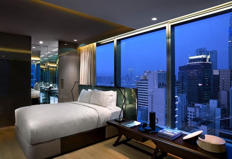 99 Bonham, Hong Kong, Deluxe Suite, Guest Room
