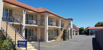 Christchurch bölgesindeki Northcote Motor Lodge resmi