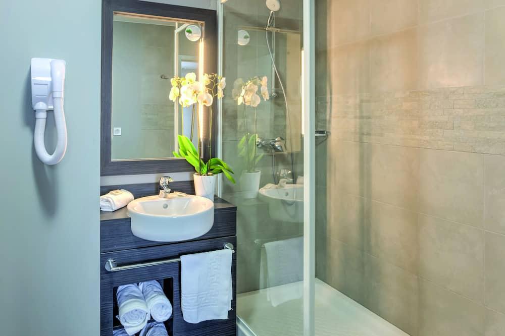 Appartement de 1 chambre - Salle de bain
