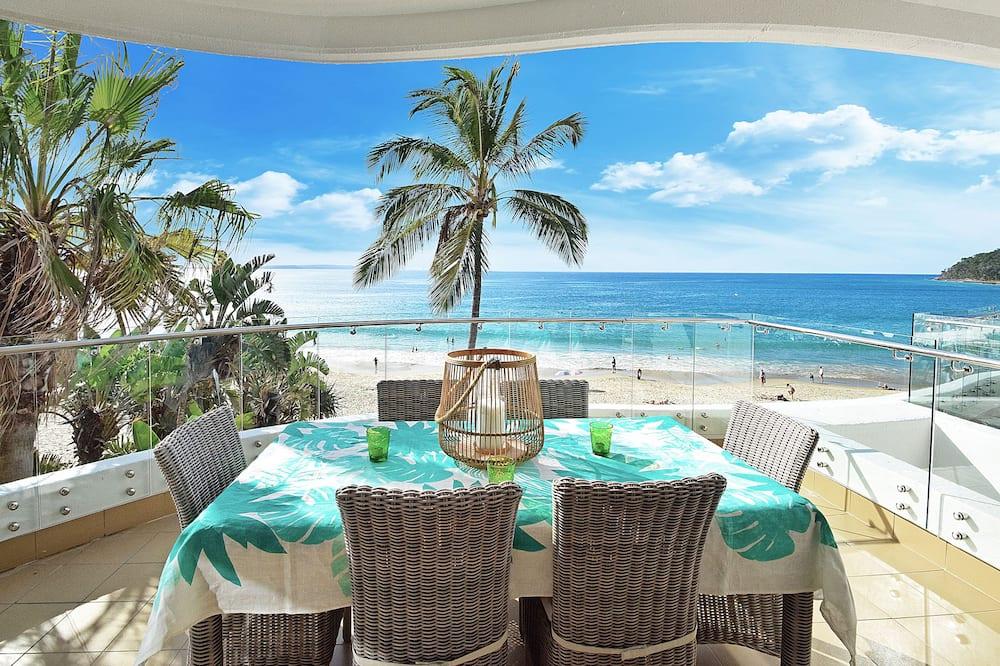 Luxury Penthouse, 3 Bedrooms, Ocean View - Balcony