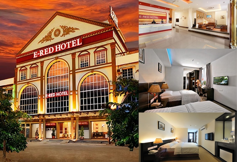 E-Red Hotel Bandar Perda, Bukit Mertajam