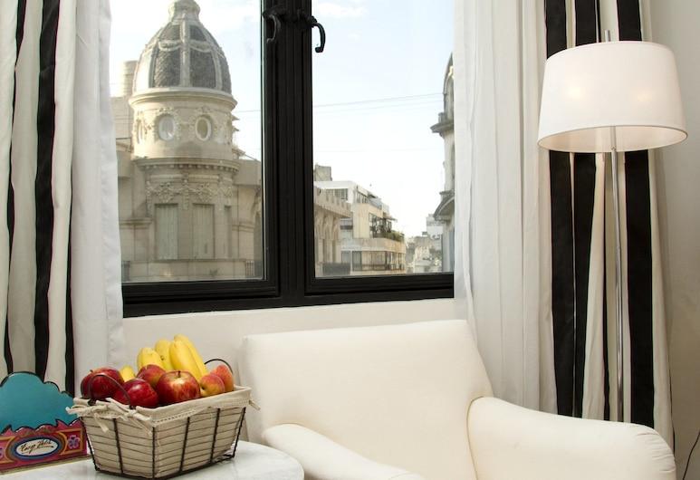 Tango de Mayo Hotel, Buenos Aires, Standard-herbergi - 1 tvíbreitt rúm - borgarsýn, Herbergi