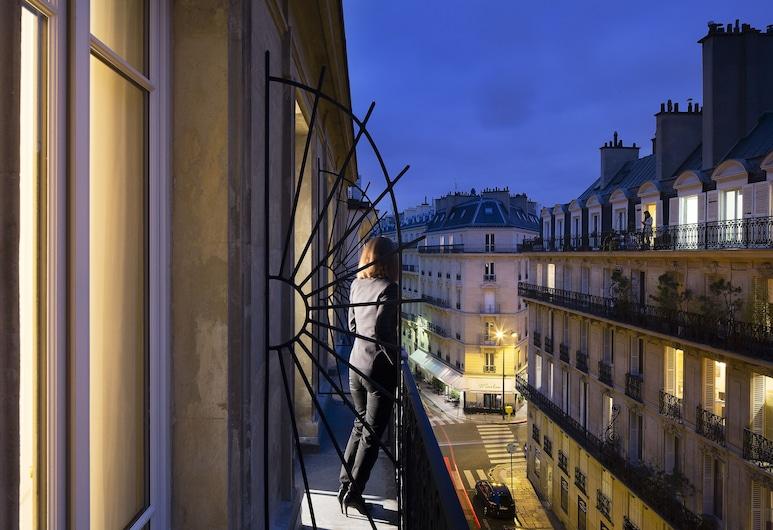 Hôtel Le Marianne, Paryžius, Pagerinto tipo kambarys, Balkonas