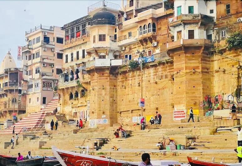 Hotel Sita(place on heritage ghats of benaras), Varanasi