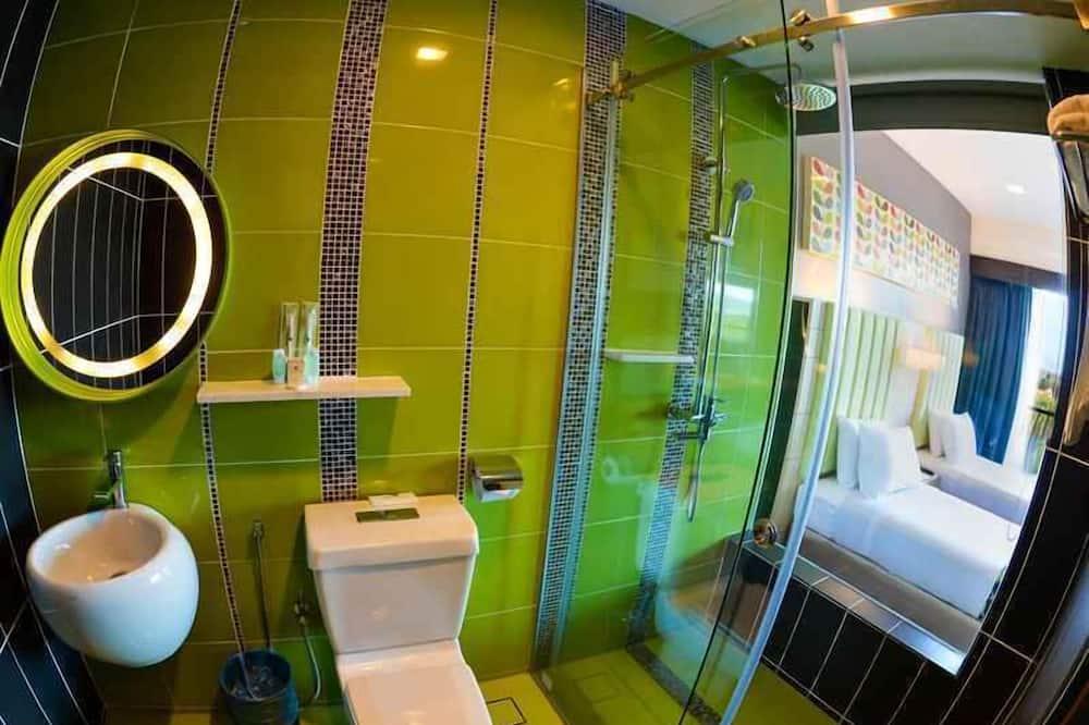 Chambre Exécutive avec lits jumeaux - Salle de bain