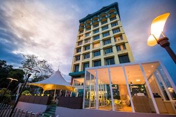 Nuotrauka: Mega View Hotel Kuantan, Kuantanas