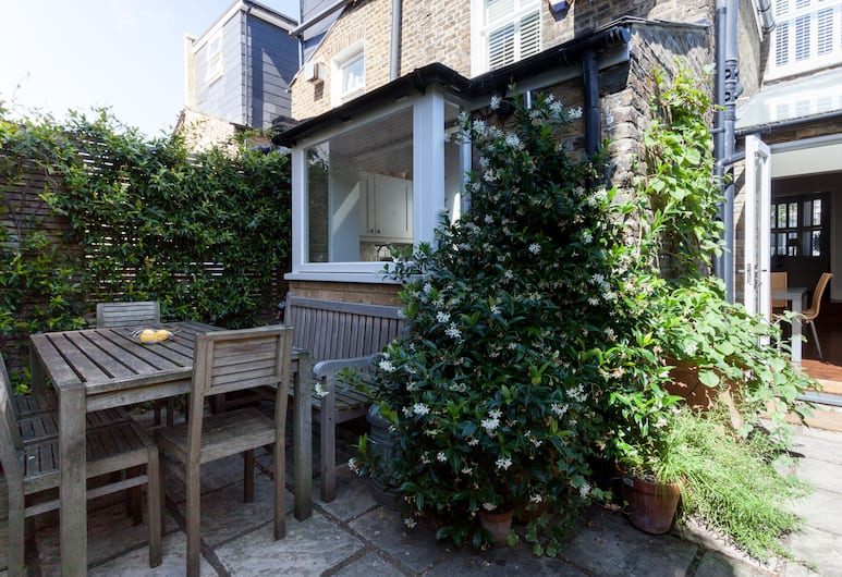 Afghan Road by onefinestay, London, Apartment, 2 Bedrooms (Afghan Road), Terrace/Patio