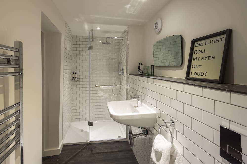 奢華客房 (Four Poster Bed) - 浴室