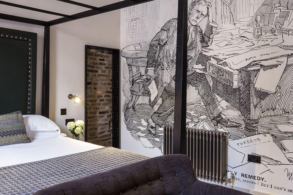 奢華客房 (Four Poster Bed) - 客房