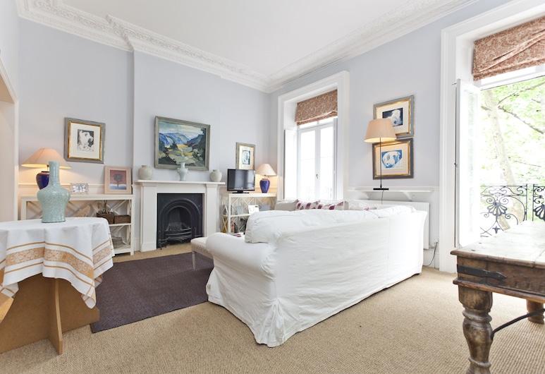 ويستمورلاند تيراس باي وان فاين ستاي, لندن, شقة - غرفة نوم واحدة (Westmoreland Terrace), غرفة معيشة